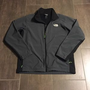 The North Face Men`s Large Dark Shell Jacket